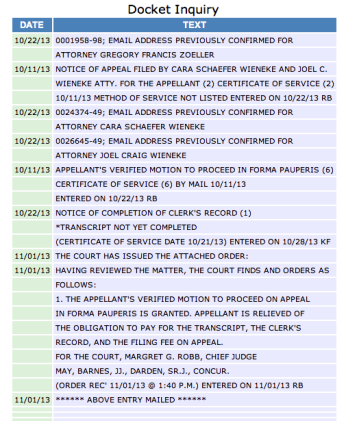 Layman Appeals Court Record 1