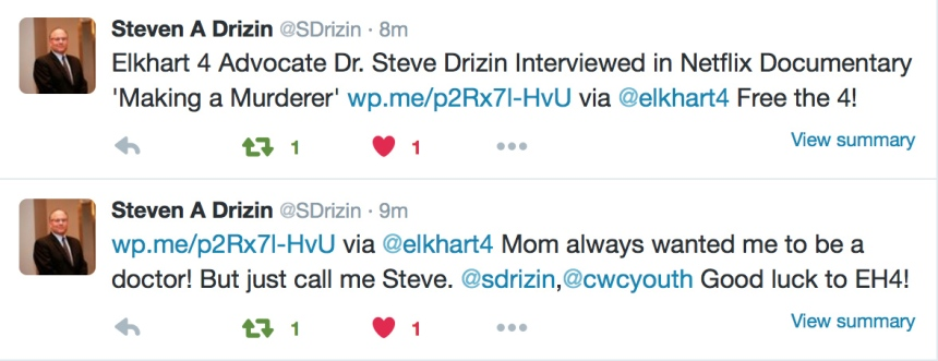 Drizin-Tweets
